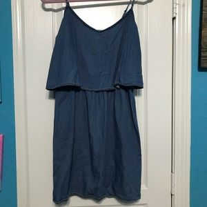 Old Navy Medium Denim Dress